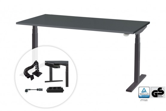 """Home Office Paket """"Black Edition"""""""