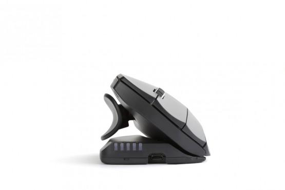 Unimouse Wireless - Perfekte Ergonomie für Rechts- und Linkshänder